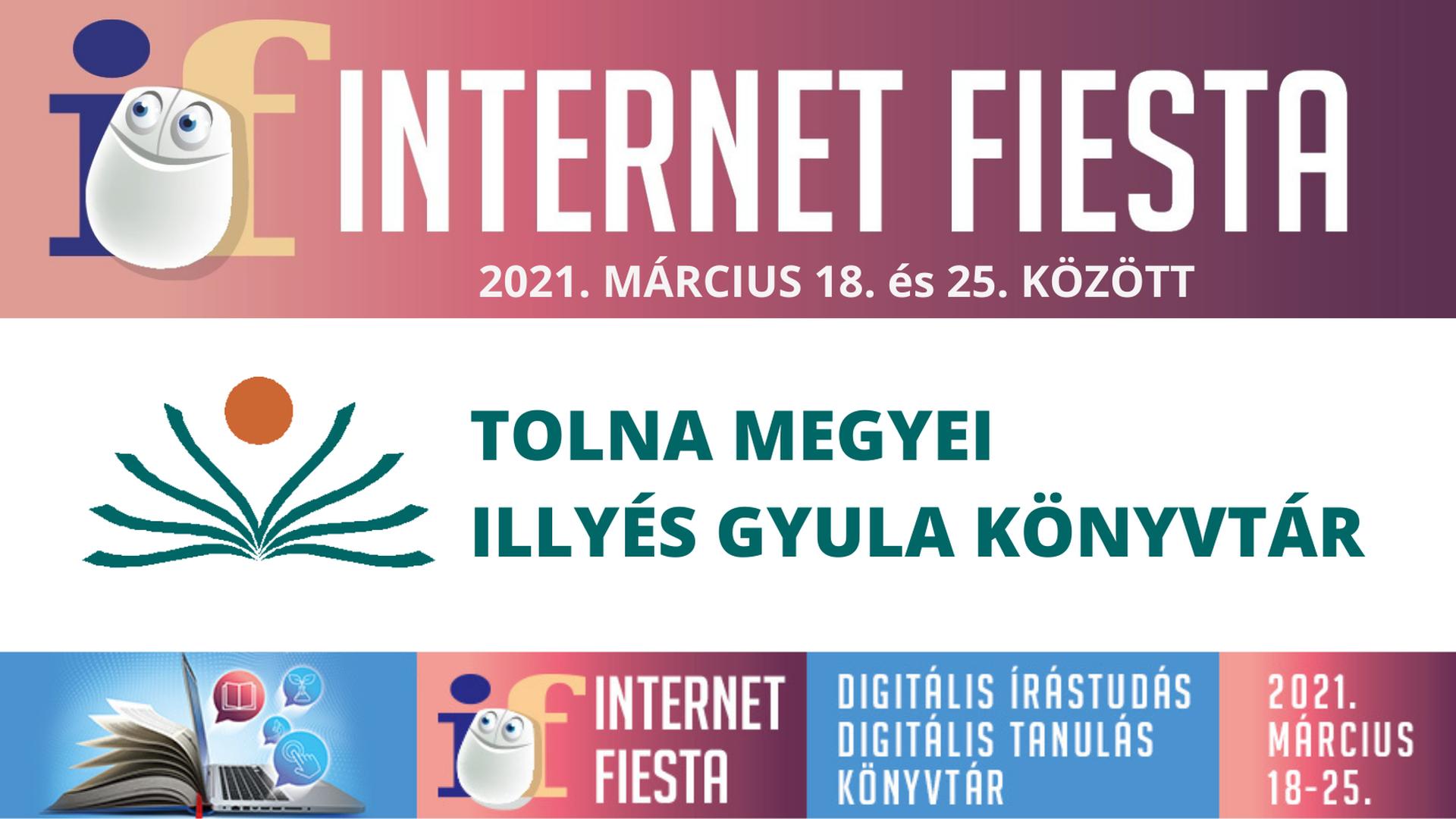Internet Fiesta 2021. március 18-25.
