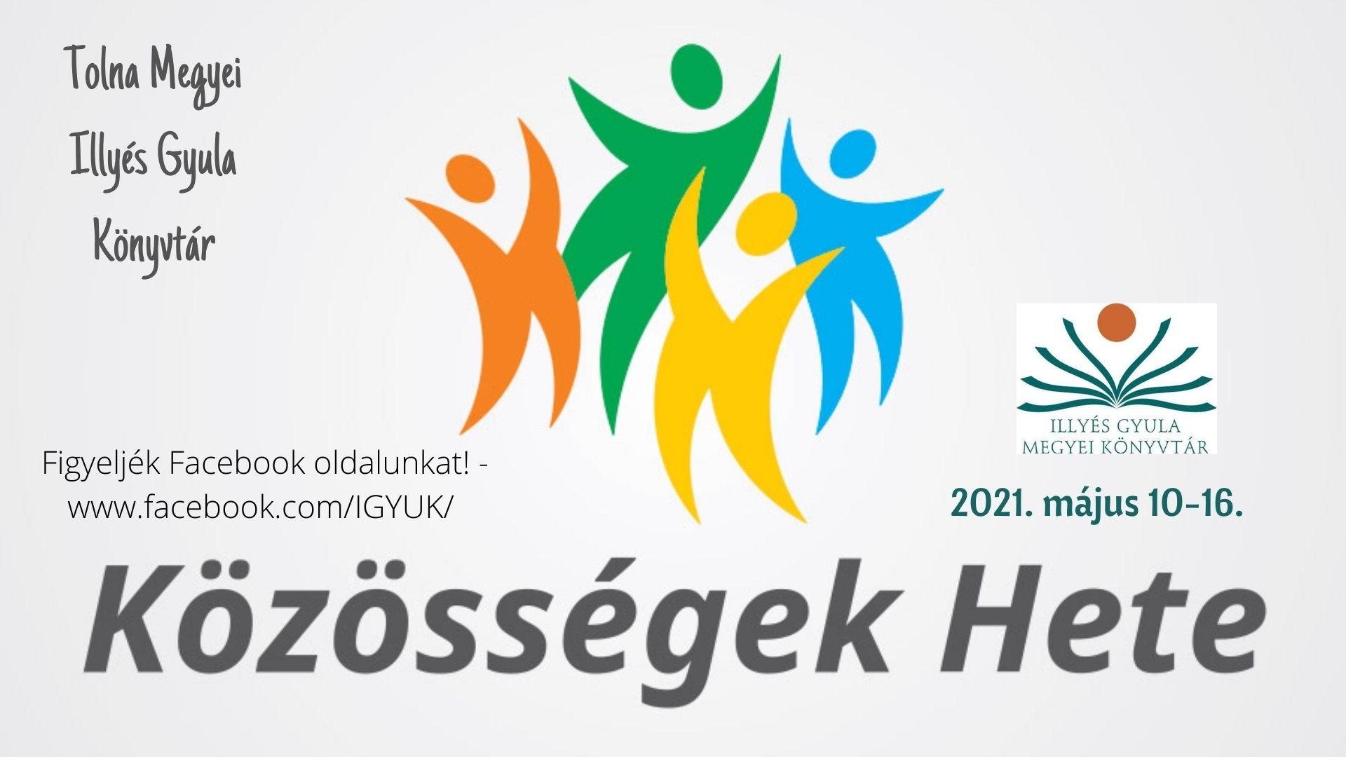 Közösségek hete 2021